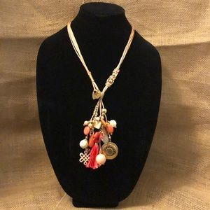 Lucky Cord Necklace